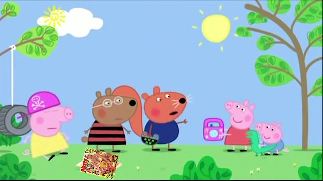 Peppa Pig: Peppa 'n' The Hood (YTP)