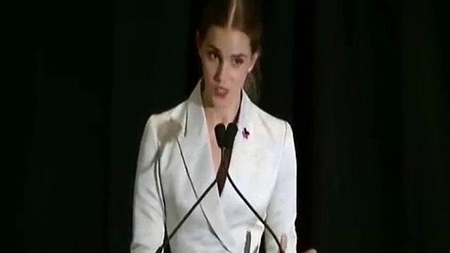 [ENCINE] Trích bài phát biểu về nữ quyền đầy thuyết phục của Emma Watson tại LHQ
