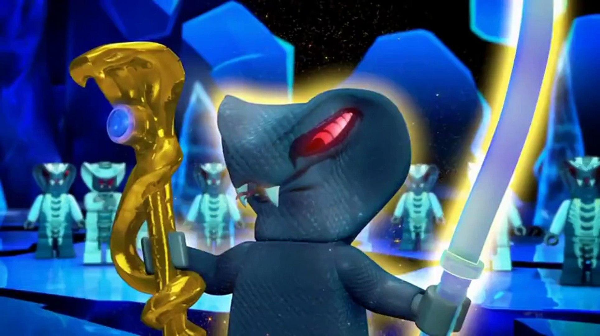 Lego Ninjago Temporada 02 Episodio 04 Dublado Pt Br Video