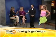 San Diego Living - Fashion Exposed with designers from SD Mesa College