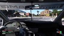 Project CARS carrera de mercedes  190 dtm