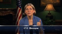 Elizabeth Warren Introduces COP's October Report