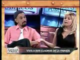 ENEMIGOS PUBLICOS 09-06-2011 GISELA VALCARCEL EN VIVO parte 1-7