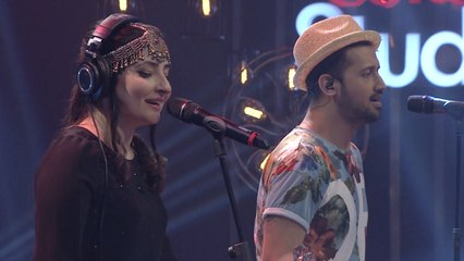 Gul Panrra & Atif Aslam, Man Aamadeh Am, Coke Studio Season 8, Episode 3