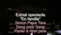 """Simon Papa Tara - Sang pour sang - Parler à mon père par les """"Z"""" Enchanteurs"""