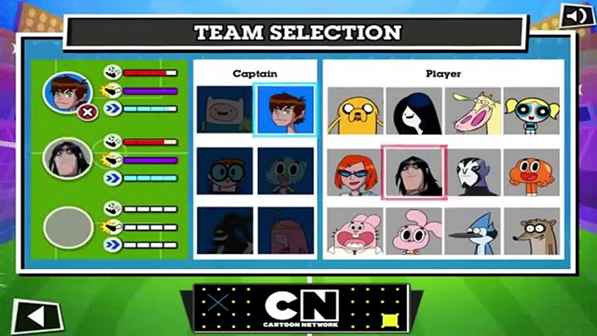TOON CUP 2013 CARTOON NETWORK GAMES
