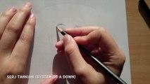 Kopie von Let's Draw Serj Tankian (System of a Down) [Speed-Drawing] [HD]