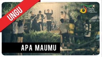 UNGU - Apa Maumu   Official Video Clip