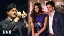 Shah Rukh Reacts on Salmans Hero