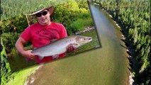 Pêche aux saumons - Larry's Gulch / Salmon fishing