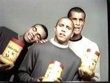 LOS COLACAO   Commercial    Rivaldo, Roberto Carlos y Denilson (1998)