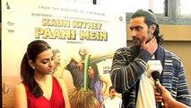 EXCLUSIVE: Kunal Kapoor | Radhika Apte's Full Interview On 'Kaun Kitney Paani Mein' | Rajinikanth