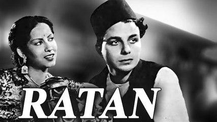 Ratan | Hindi Full Movie | Swaran Lata, Karan Dewan and Amir Banu