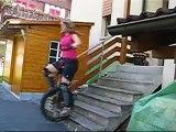 Einrad Girlz aus Uri