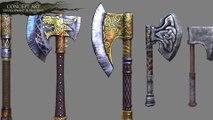 Total War : Warhammer - Introducing... Dwarfen Axe and Hammer Units ESRB