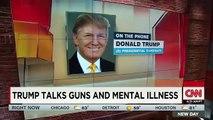 Donald Trump on Va  Shooting  Mental Problem Not Gun, Taking Guns Away, It's Hopeless For Good Folks