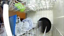 GoPro - Full wash cycle in a dishwasher