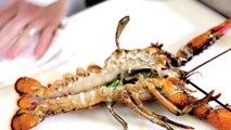 Chef Avi's Baked Stuffed Lobster