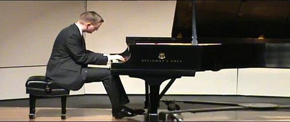 """Chopin Waltz in D-flat Major, Op. 64, No. 1 """"Minute Waltz"""""""