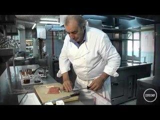 Filet de veau au caramel amer - Marc Meneau