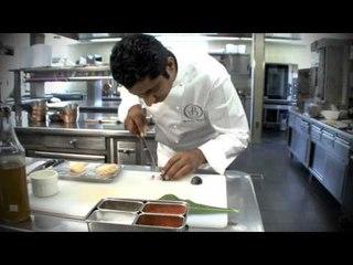 Foie gras aux figues - Sylvestre Wahid