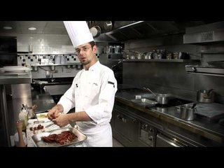 Salade d'écrevisses pattes rouges et légumes croquants - Mickaël Féval
