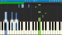Panic! At The Disco - Hallelujah - Piano Tutorial - How To Play Hallelujah - Synthesia