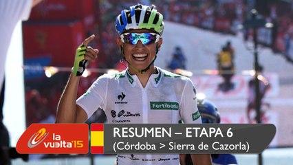 Chaves gana en Cazorla y recupera el liderato