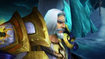 Wrath of the Lich King - Fall of the Lich King Ending