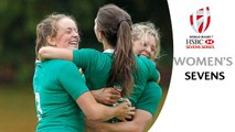 Japan & Ireland qualify for HSBC World Rugby Women's Sevens Series