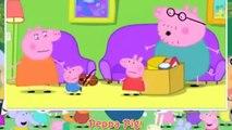 Peppa Pig Temporada 01 Capitulo 21 Instrumentos musicales