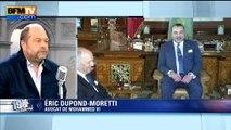 """Dupond-Moretti """"Il est reproché à 2 journalistes d'avoir fait chanter les autorités marocaines"""""""