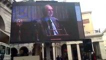 Renzo Piano - lectio magistralis - Padova 15/3/2014 (1)