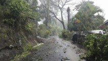 Social video captures flooding in Dominica from Tropical Storm Erika