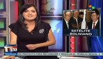 Bolivia: todo listo para el lanzamiento del satélite Tupac Katari