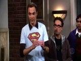 The Big Bang theory - Sheldon's superman theory