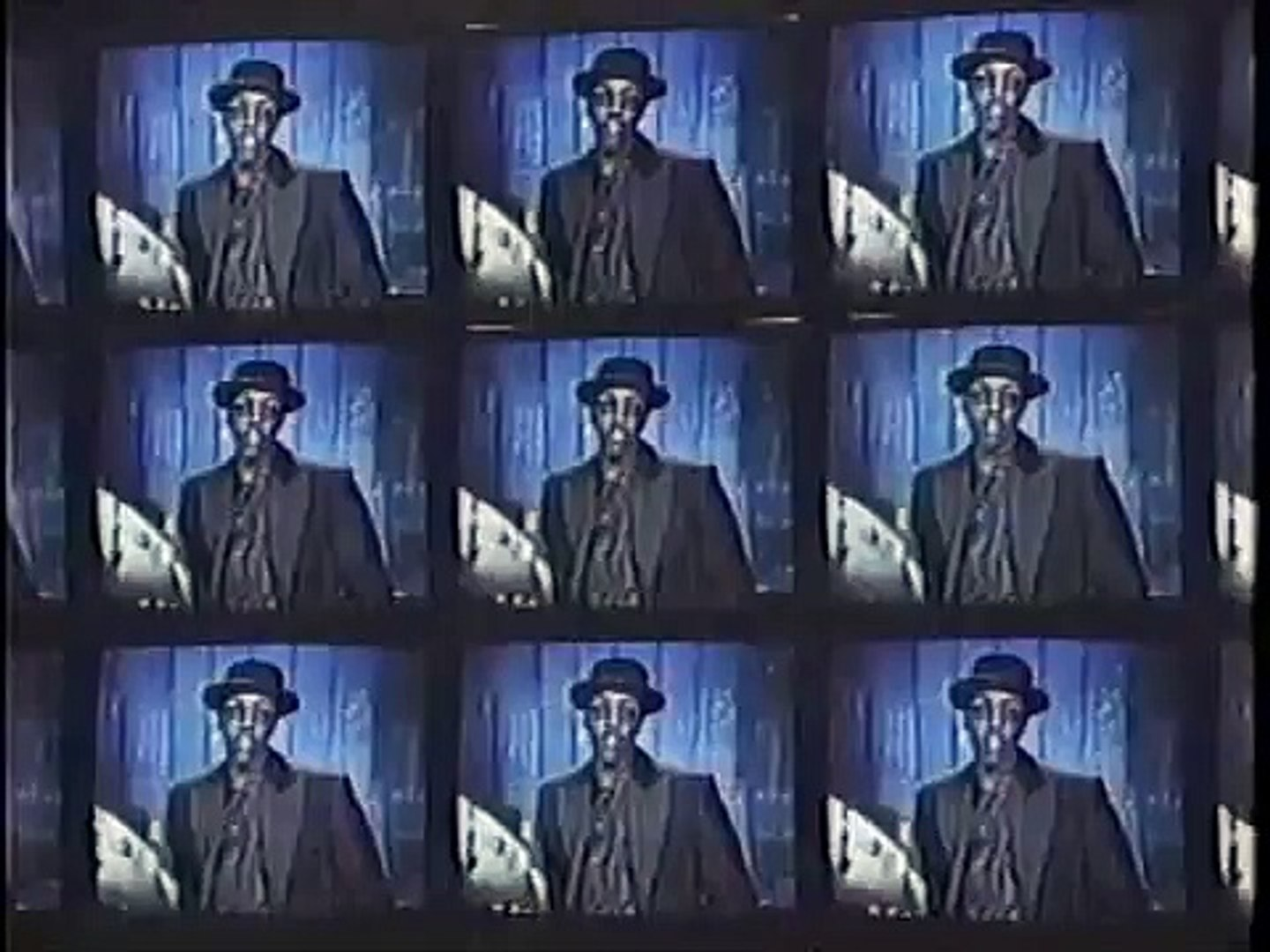 Phil Collins on Arsenio Hall, Dec. 5, 1989