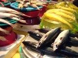 Fish Market in Geoje   South Korea