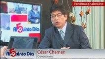 Al 5to día: Satélite Submétrico. La seguridad y defensa nacional del Perú