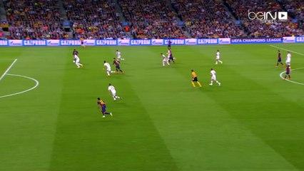 بالفيديو - ميسي يفوز بلقب صاحب أفضل هدف في أوروبا