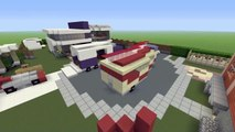 Nuketown 2025 - Call of Duty: Black Ops 2 | Minecraft Console Remake