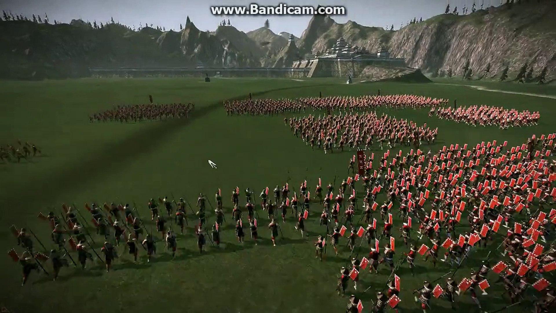 Battle Of Helms Deep |Total War: Shogun 2
