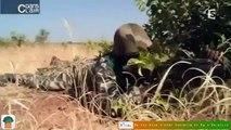 Entrainement de l'armée malienne - Entre humour et désolation