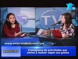 Redes sociales: Marketing de contenidos - Carmen Tipacti Oliveira Linkea2