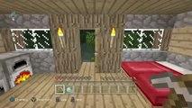 How to make a Secret Room/ Secret Chest! -Minecraft-