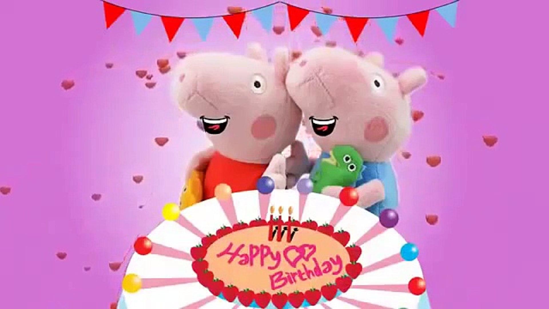 Peppa Pig Happy Birthday Amazon Co Uk Peppa Pig 9780241309049 Books