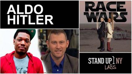 RACE WARS - Aldo Hitler w/ Michael Che and Josh Zepps