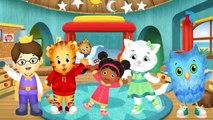 Daniel Tigers Neighborhood Finger Family Cartoon Animation Nursery Rhymes For Children DNT