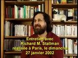 Richard Stallman (RMS) partie 1