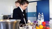 Finale du Trophée Thonon Chateldon 2012 - Ecole Hôtelière Internationale Savoie-Léman